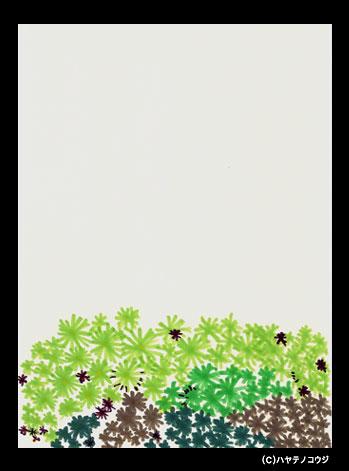京都ポストカードシリーズ「脚下の邦」